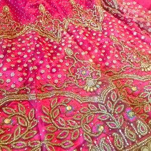 Dresses & Skirts - Pakistani wedding lengha